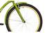Bicicleta Electra Townie Original 3i verde para mujer